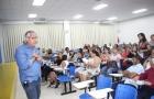 1ª Reunião geral de Pais do Fundamental e Projeto SOLAR - Palestra com o psicólogo Alex Peixoto