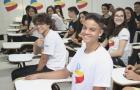 1º dia de aulas 2020 - unidades de Montes Claros
